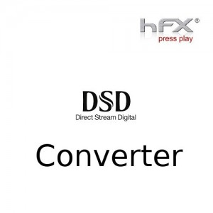 DFF to DSF Converter